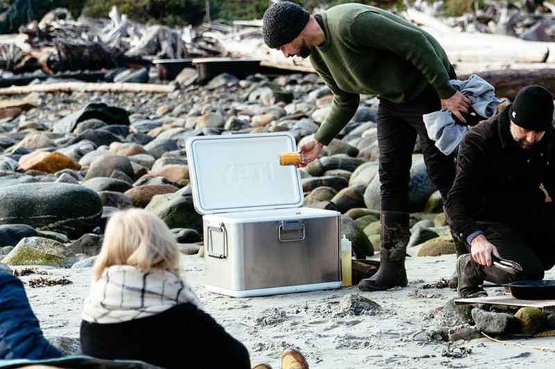 Rugged Retro-Inspired Coolers