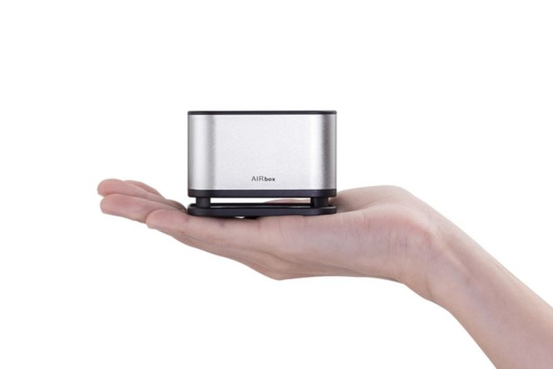 Palm-Sized Air Purifiers