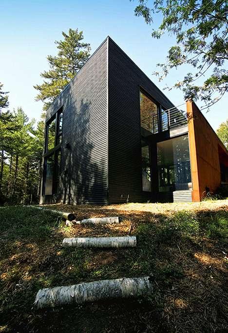 Glass Modern Homes