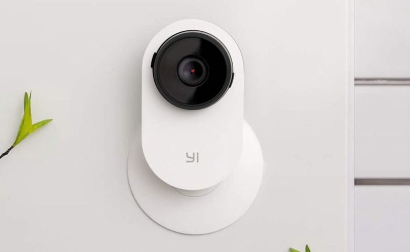 AI-Powered Security Cameras