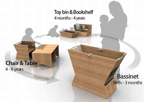 Lifestage Evolving Furniture