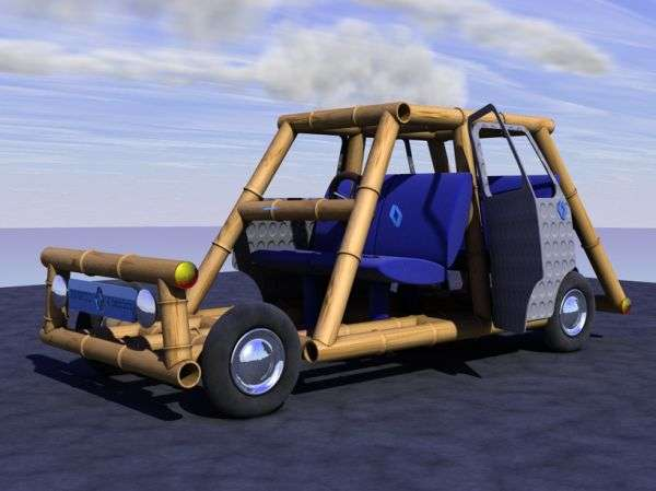 Retro Bamboo Hatchbacks
