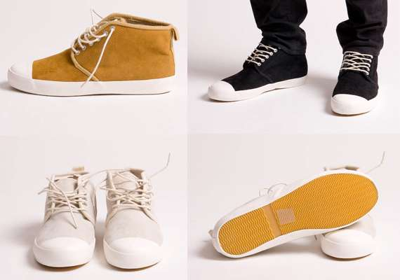 Simple Suede Sneakers