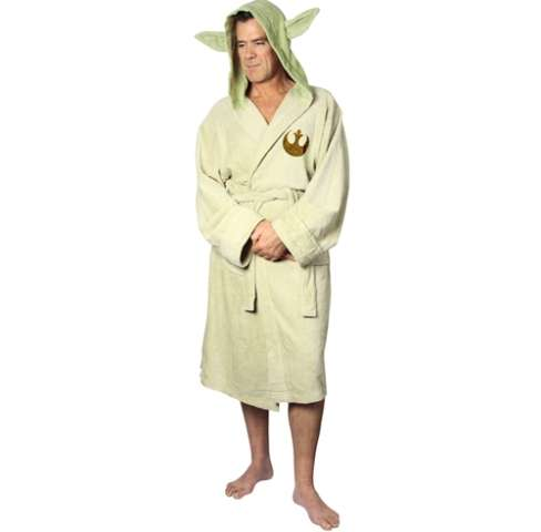 Jedi Bathrobes