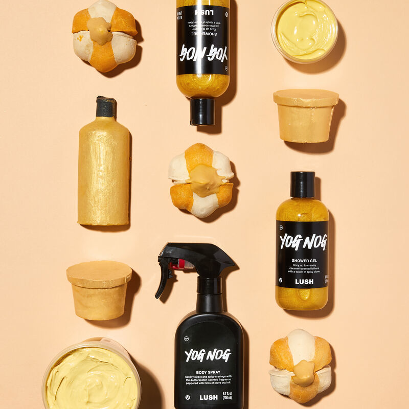 Maple-Flavored Body Washes