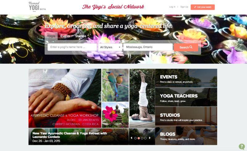 Social Yogi Networks