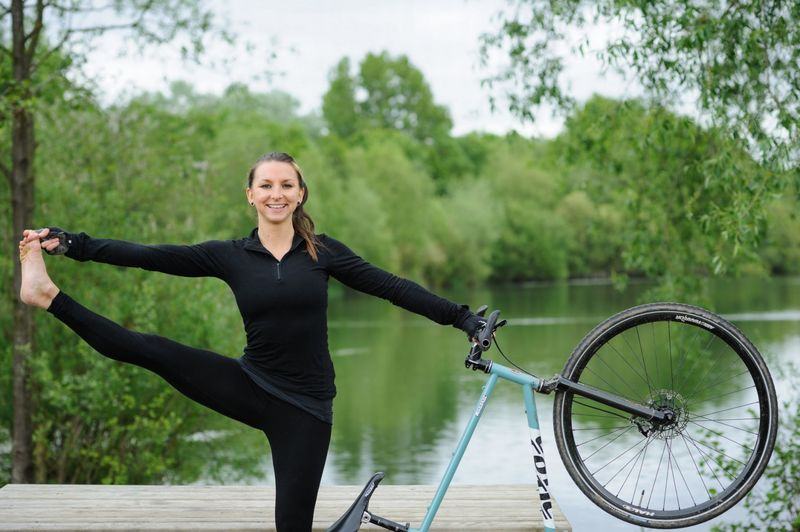 Cyclist Yoga Classes