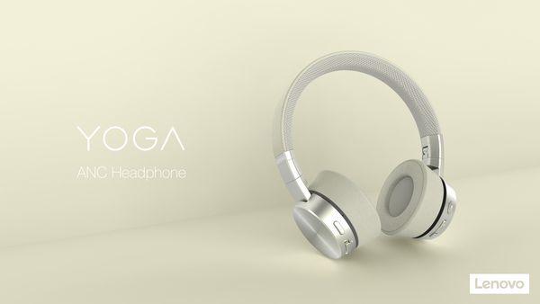 Laptop-Paired Headphones