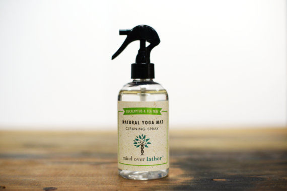 Botanical Yoga Mat Cleaners