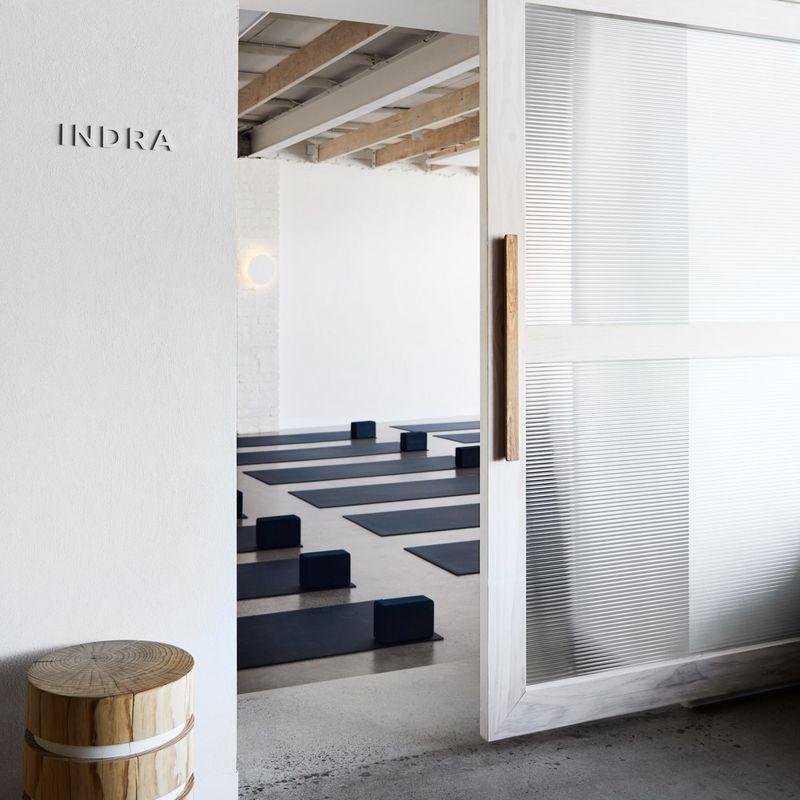 Serene Coastal Yoga Studios : Yoga Studio Design