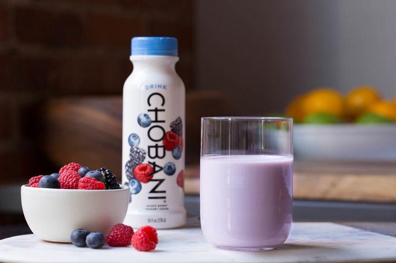 Refreshing Yogurt Drinks