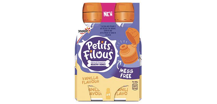 Mess-Free Drinkable Yogurts