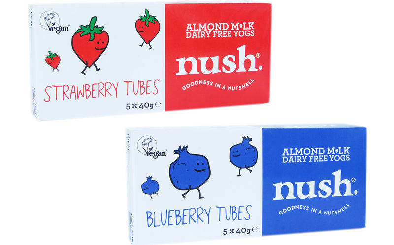 Child-Friendly Almond Yogurts