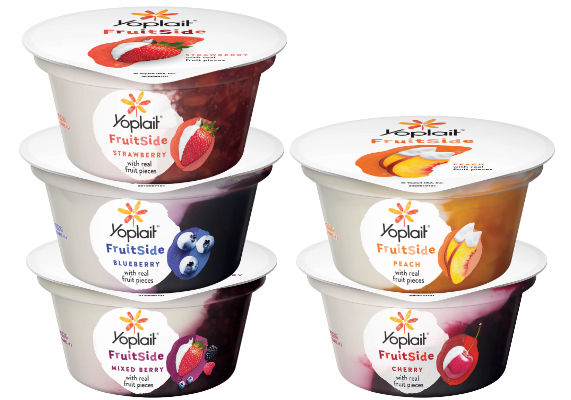 Fruit-Stacked Yogurt Snacks