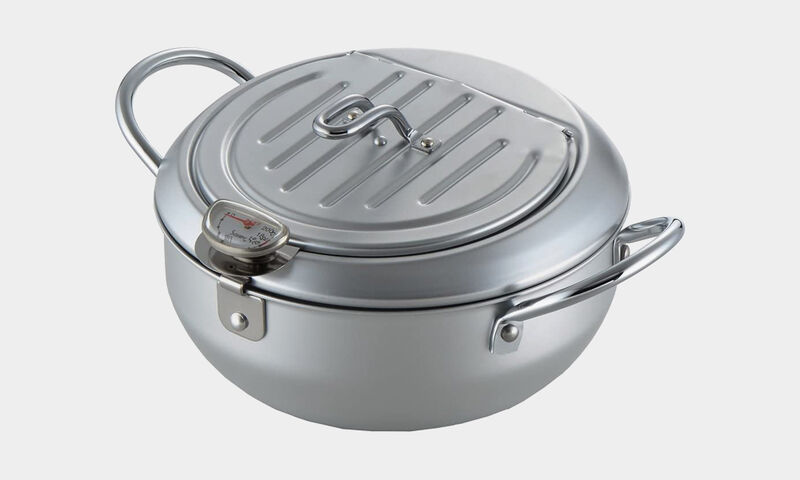 Silicone-Baked Frying Cookware