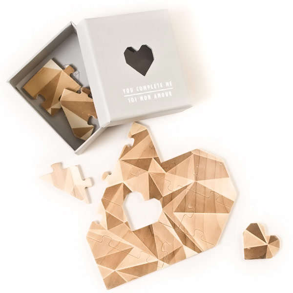 Complexing Sweetheart Puzzles