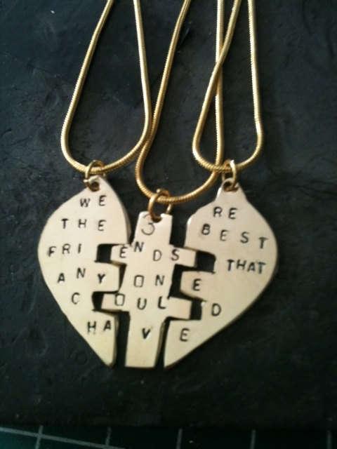 Puzzle Piece Sentimental Jewelry