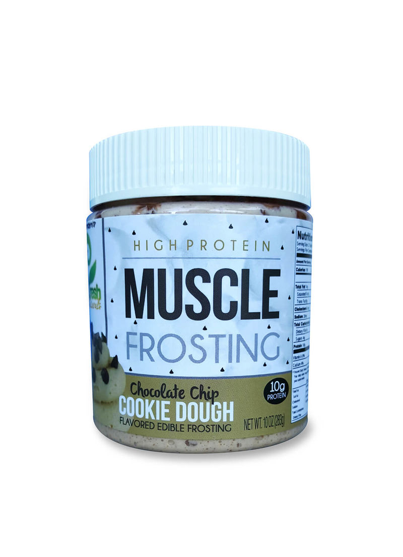 High-Protein Frostings