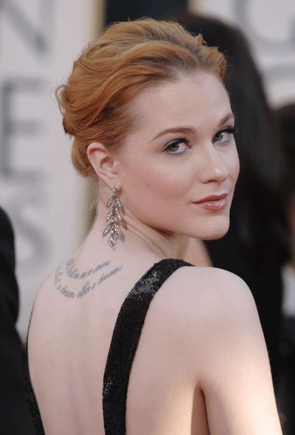 Cataloging Celebrity Tattoos