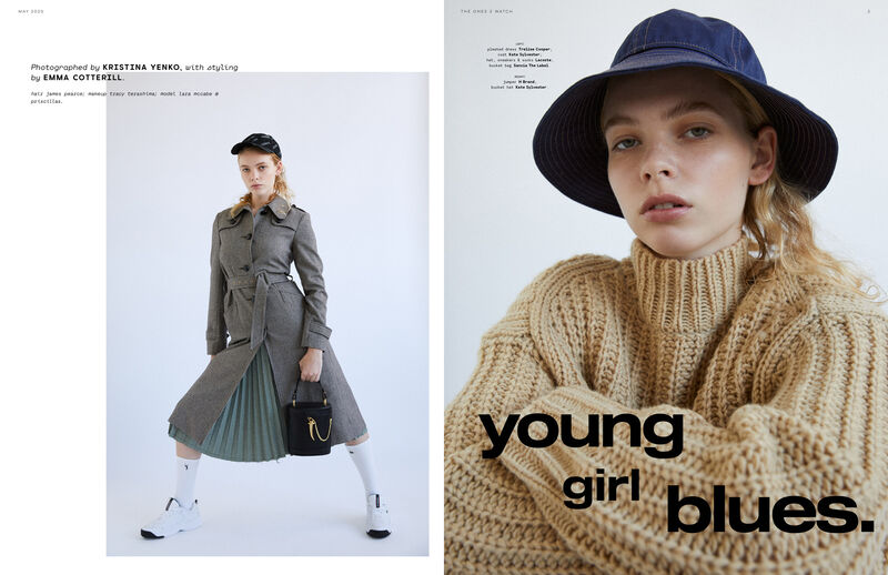 Cozy Autumnal Editorials