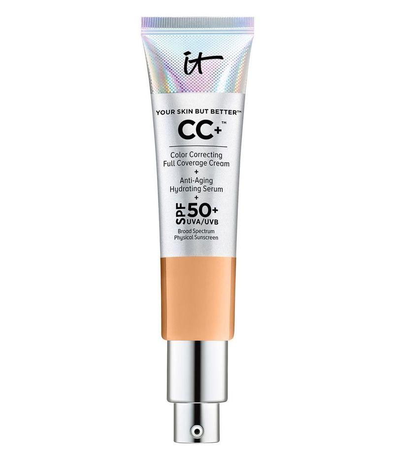 Full-Coverage Color-Correction Creams