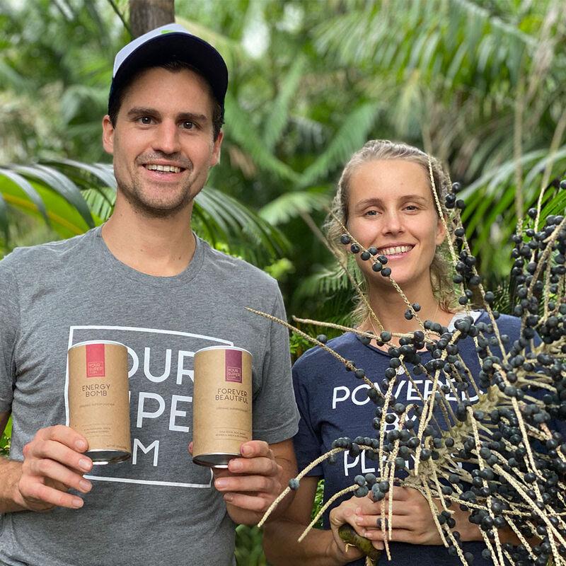 Eco-Friendly Snack-Branded Initiatives