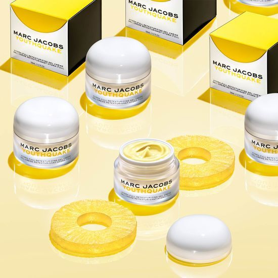 Pineapple-Rich Retexturizing Gels