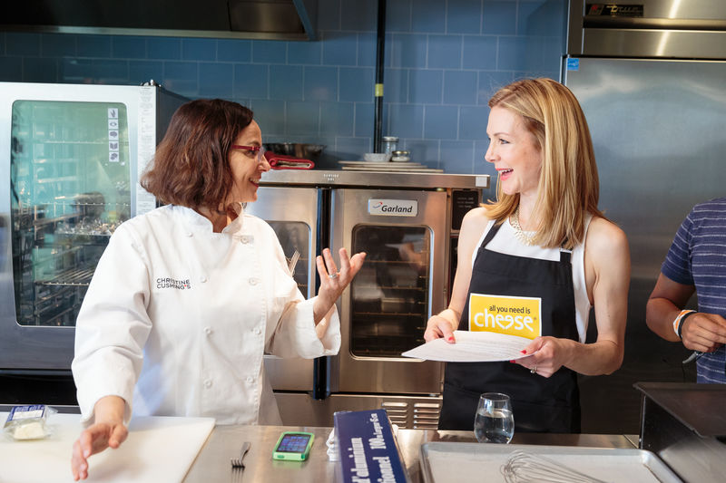 Livestreamed Cooking Classes