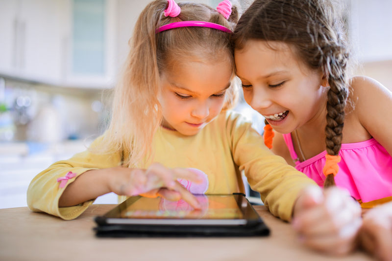 Child-Specific Video Content Sites