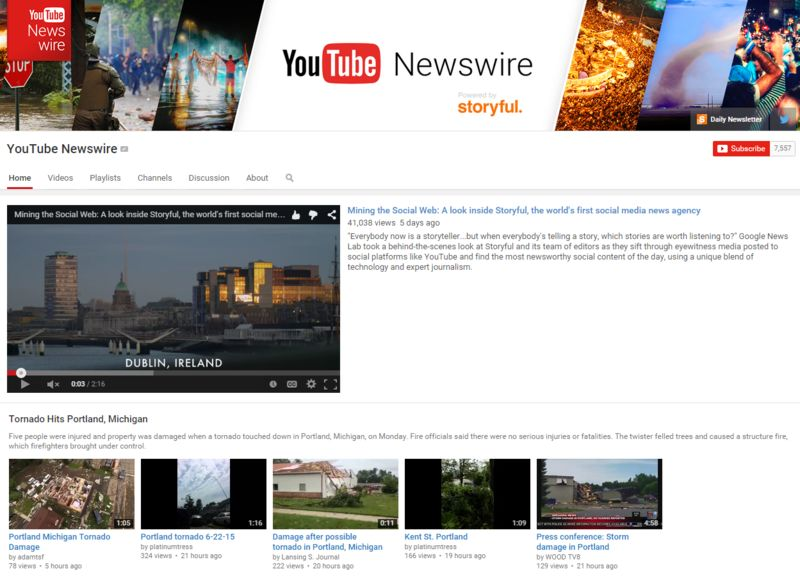 Crowdsourced News Platforms