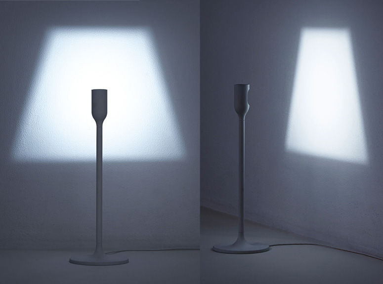 Illusionary Projection Lamps