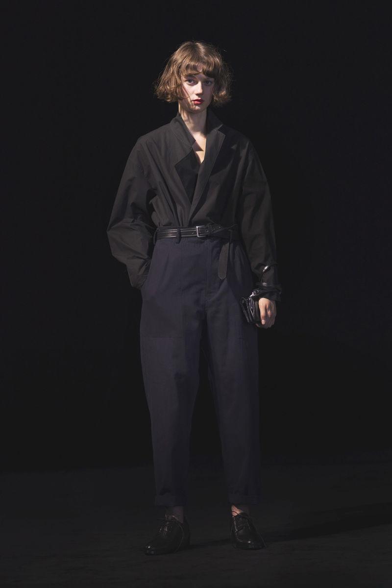 Menswear-Inspired Womenswear