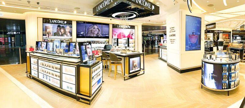 Augmented Reality Beauty Stores