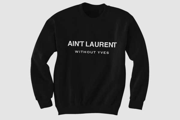 Couture Criticism Apparel