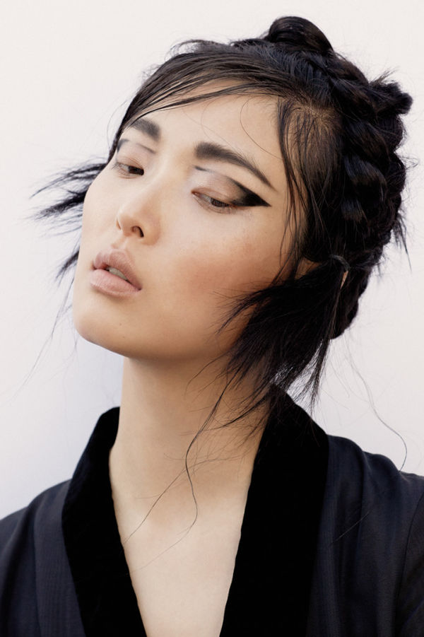 Modernist Geisha Captures