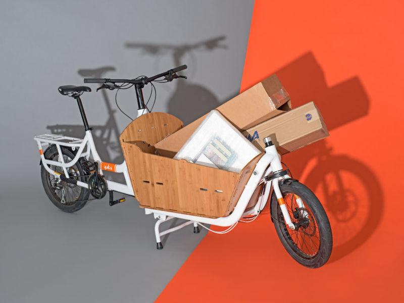 Utility Cargo Bikes