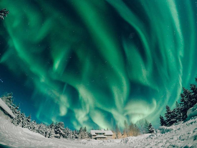 Finnish Winter Photography