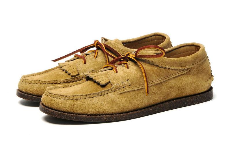Heritage-Influenced Leather Footwear