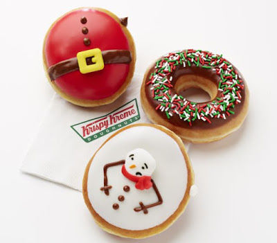 Yuletide Donut Collections