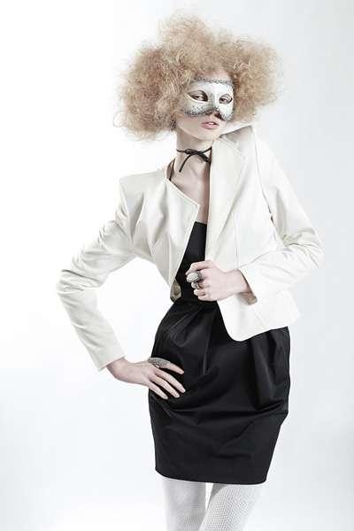 Playful Masked Photography