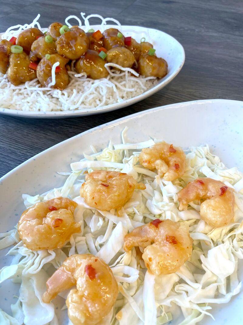 Saucy Shrimp Dishes