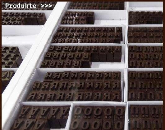 Edible Typefaces