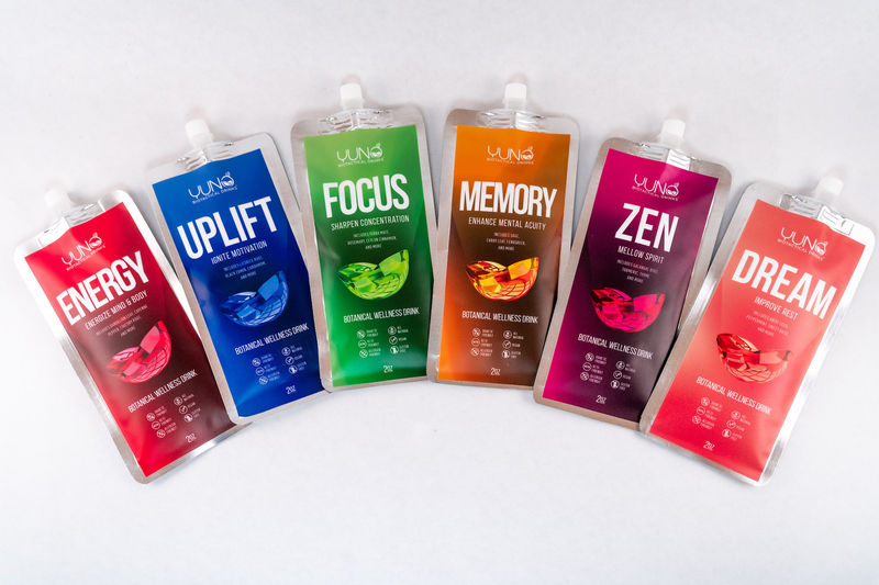 Mix-and-Match Functional Drinks