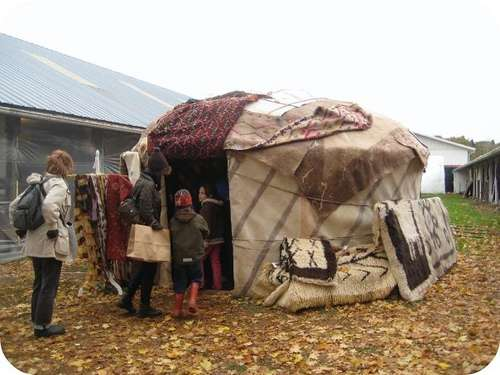 Crocheted Cabin Concepts