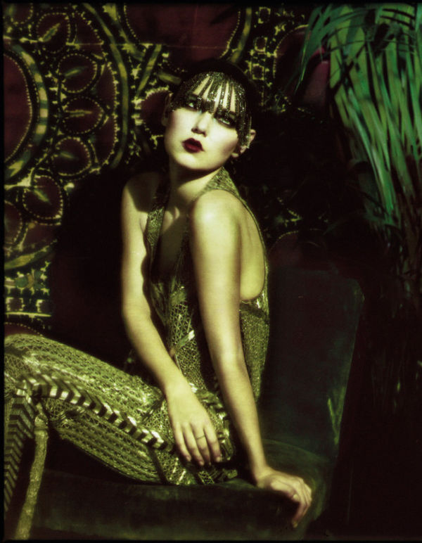 Avant-Garde Glamour Portraits