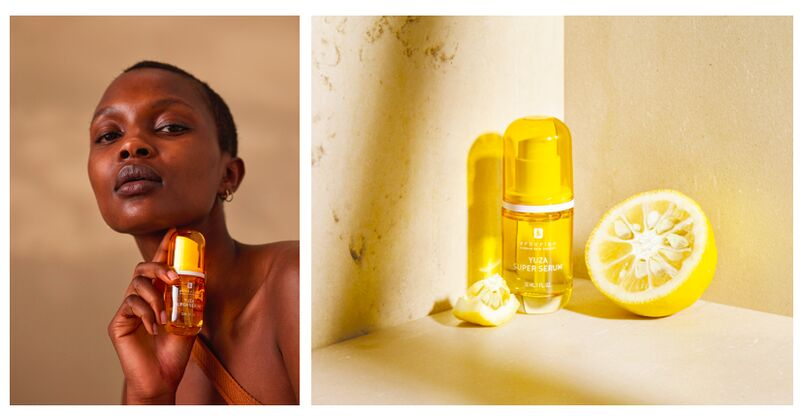 Vitamin C-Enriched Facial Serums