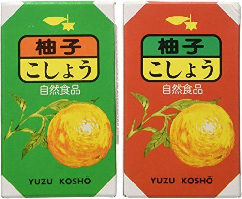 Fragrant Japanese Condiments