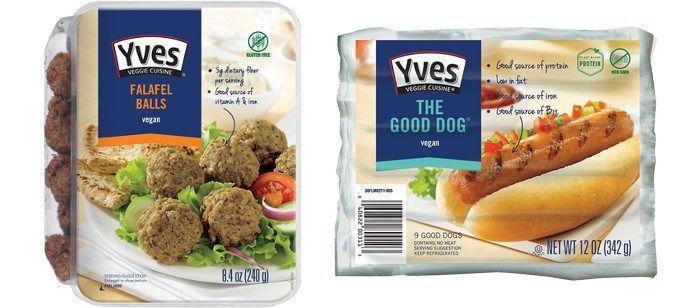 Prepackaged Vegan-Friendly Appetizers