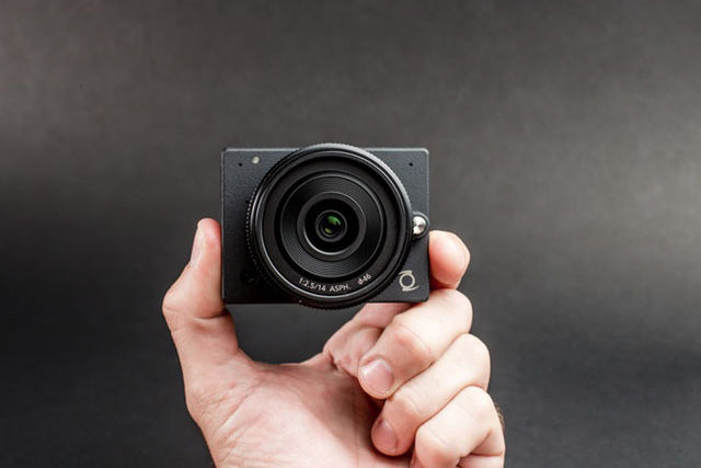 Lens-Changing Action Cameras