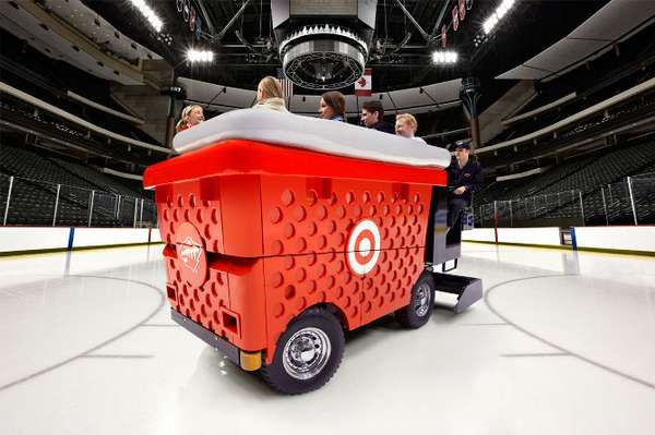 Tricked-Out Zambonis